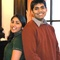 Charitha Gowda '04 and Deip Nandi '04