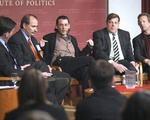 DEMOCRATIC STRATEGISTS DEBATE AT IOP