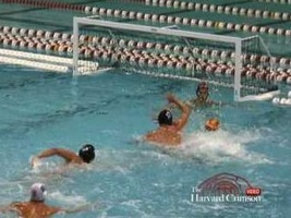 Harvard Men's Water Polo vs. Brown (Oct. 10, 2009)