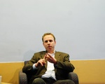 Max Blumenthal at Quincy