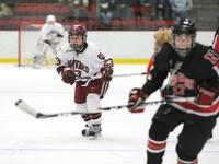 Women's Ice Hockey Takes Beanpot Title
