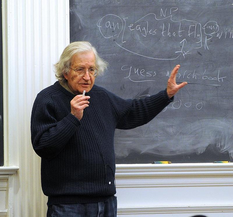 Grammar a la Chomsky