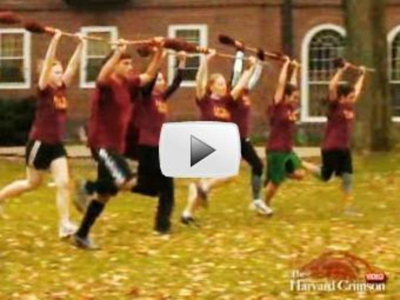 Harvard Quidditch