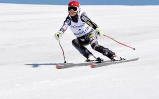 Paralympic Skier Caitlin Sarubbi