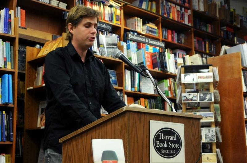 Daniel Kehlmann Visits Harvard Book Store
