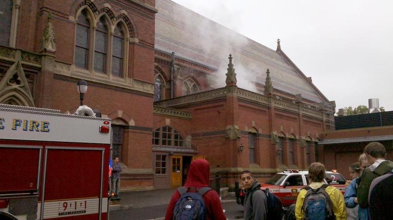 Annenberg Smoke Rising