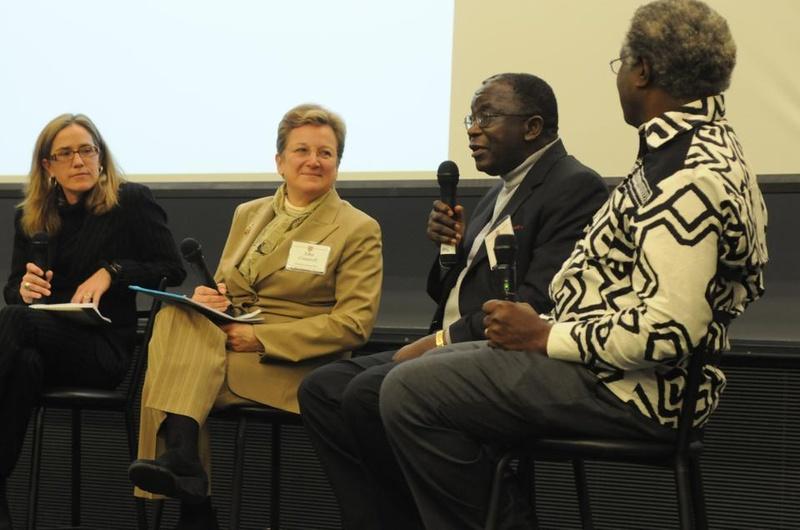 Harvard Focuses on Africa