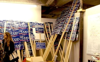 Dems GOTV in New Hampshire