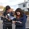 The Harvard College Democrats GOTV in New Hampshire