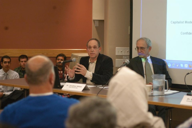 Profs Talk Middle East