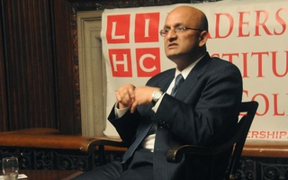 Conversation with Dean Nitin Nohria