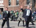Parade Salutations