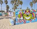 Venice Beach Graffiti Wall
