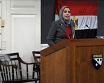 Sahar El-Nadi and the Egyptian Revolution