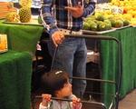 Child in Basket
