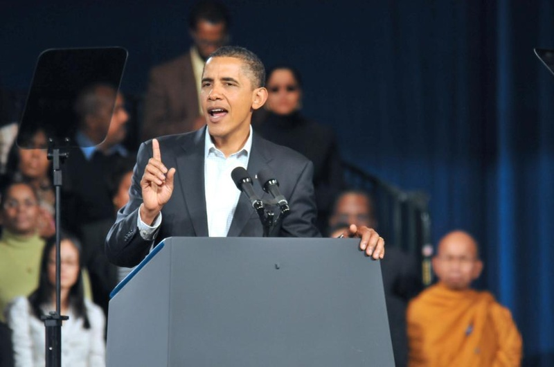 President Barack Obama Doll