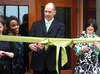 Starbucks Ribbon Cutting