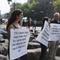 Martin Peretz Protest
