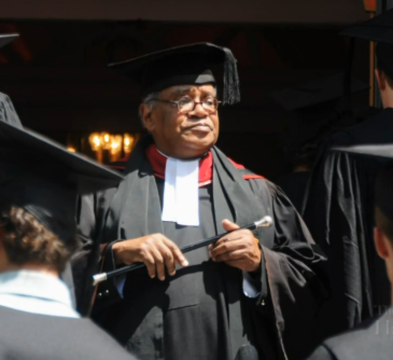 Remembering Reverend Peter J. Gomes