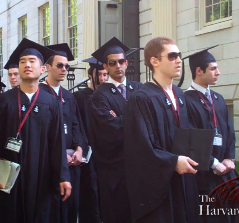 Sights and Sounds: Commencement 2011