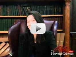 Judy Jiao at Harvard