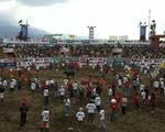 Bullfighting in Costa Rica