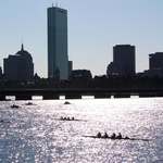 Boston from the Charles