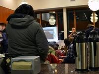 Occupy Lamont Café