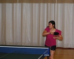 Table Tennis Team Practices for NYC