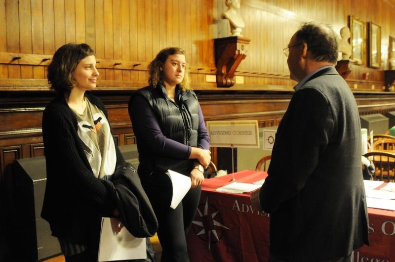 Concentration Advising Fair