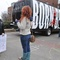 The Born This Way Foundation's YouMedia Bus