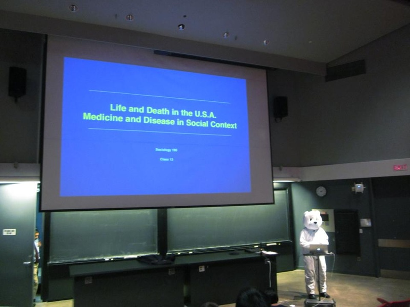 Polar Bear Lectures in Sociology 190