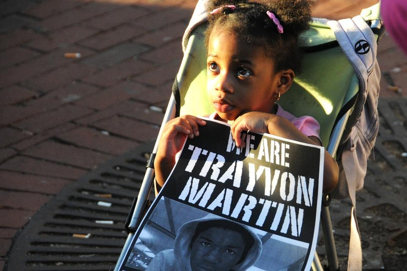 We Are All Trayvon