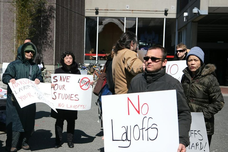 Library Protests