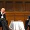 Paul Volcker at Harvard Law School