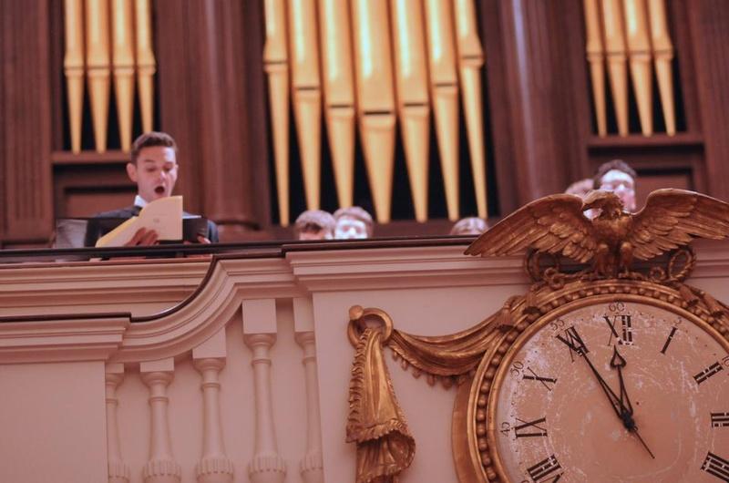 Memorial Church Organ
