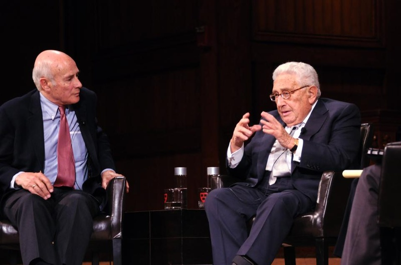 A Conversation with Henry Kissinger