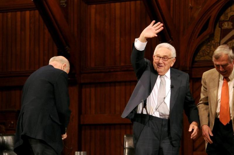 Kissinger Wave