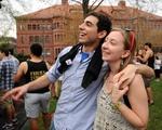 Students Enjoy Yardfest Performances