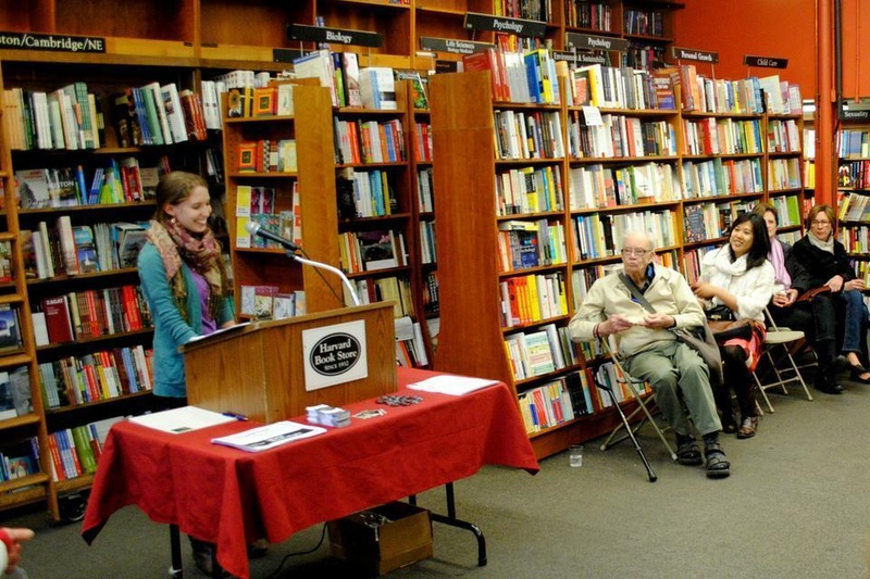 Harvard Book Store's World Book Night