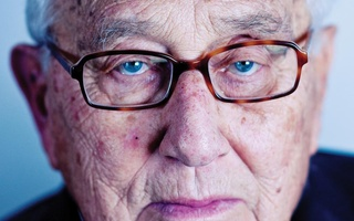 15 Questions with Henry Kissinger