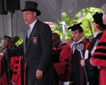 Adjourning Commencement