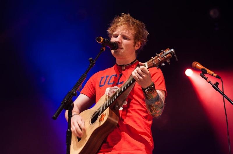 Ed Sheeran at House of Blues Boston