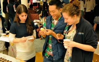 Harvard Culinary Society Food Expo