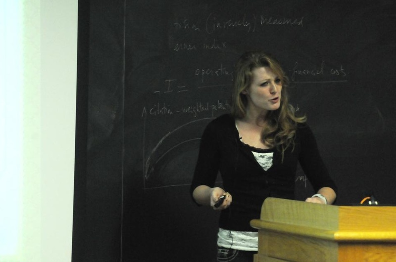 Harvard Speaks: Laura D'Asaro '13