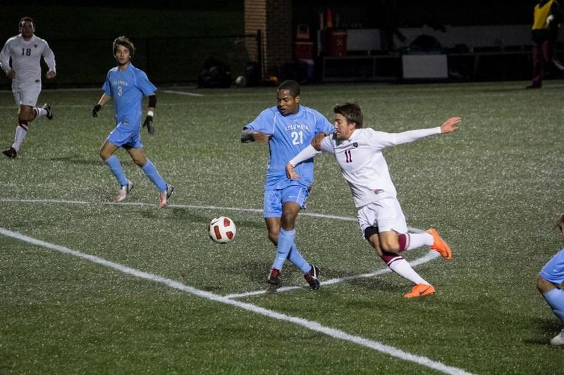 Men's Soccer vs. Columbia