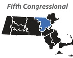 Ed Markey Wins Fifth Congressional