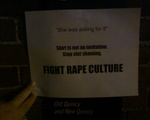 Fight Rape Culture