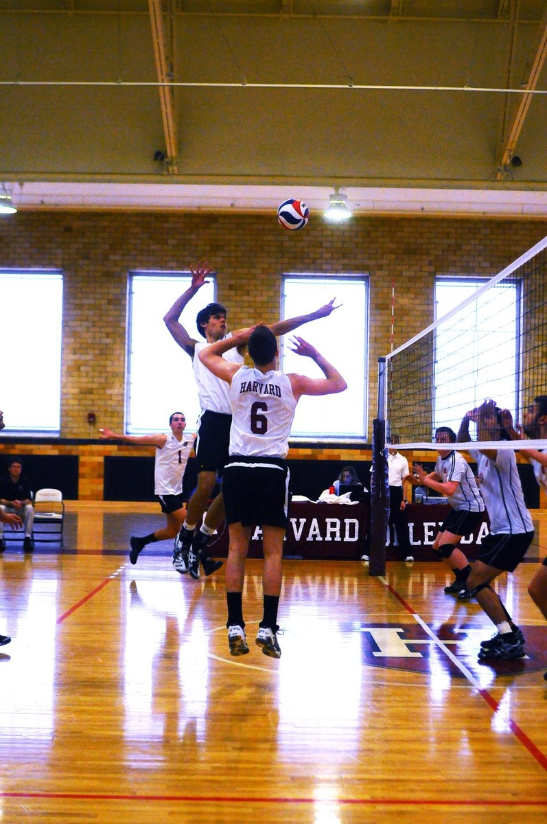 Men's Volleyball v. Rutgers