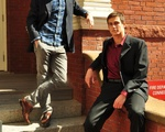 Alexander Danilovich and Noah Harrison